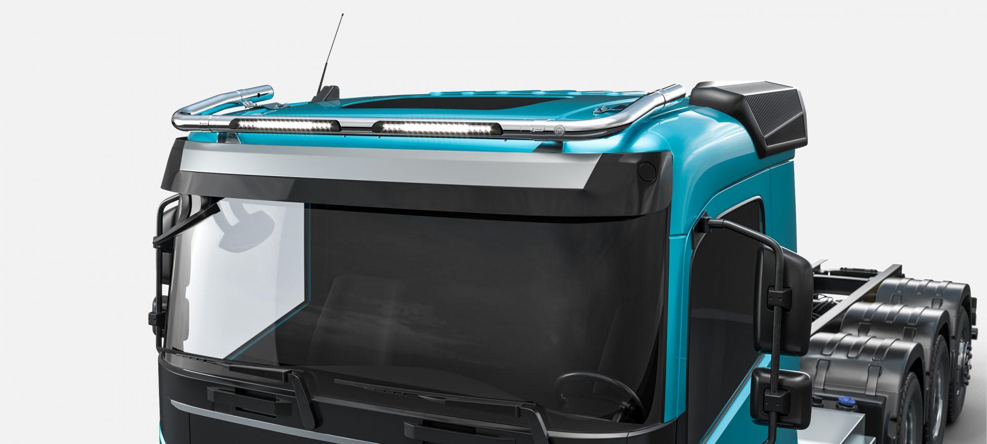 Nya produkter till Volvo FM 2021+
