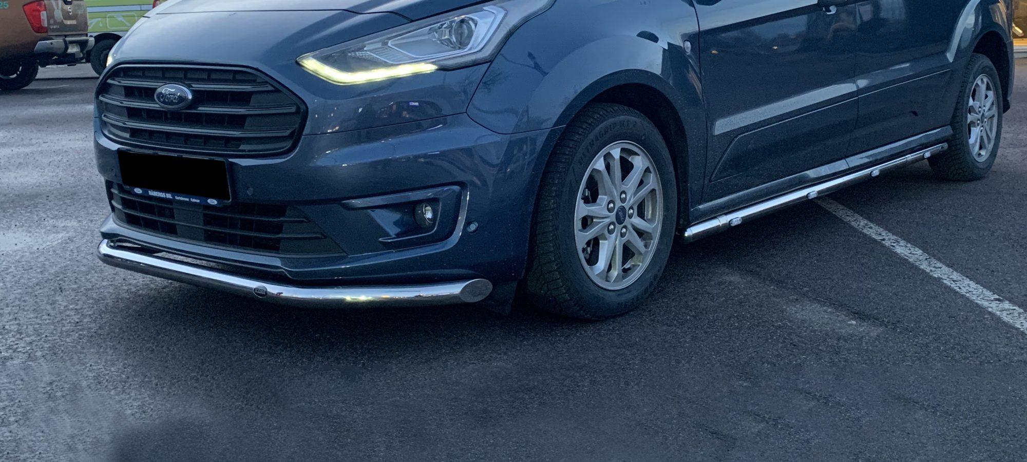 Frontbåge Ford Transit Connect 19+ bakgrundsbild