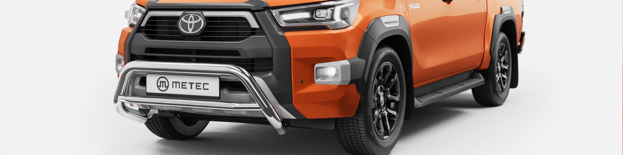 Frontbåge Toyota Hilux 2021+ bakgrundsbild