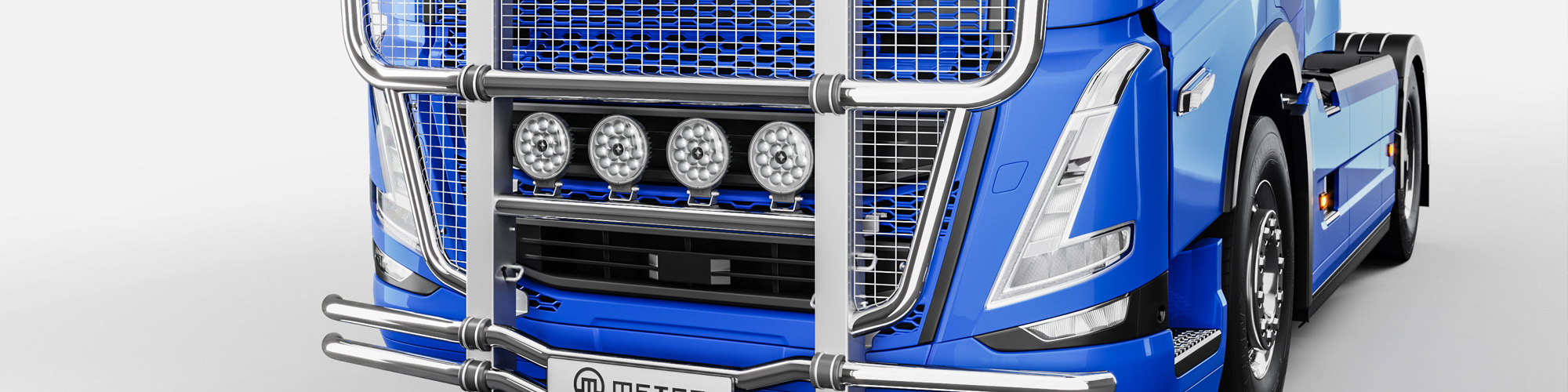 Frontskydd Volvo FH5 2021+ bakgrundsbild