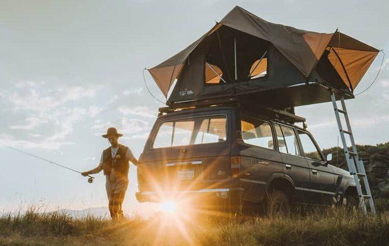 Nyheter inom camping och friluftsliv
