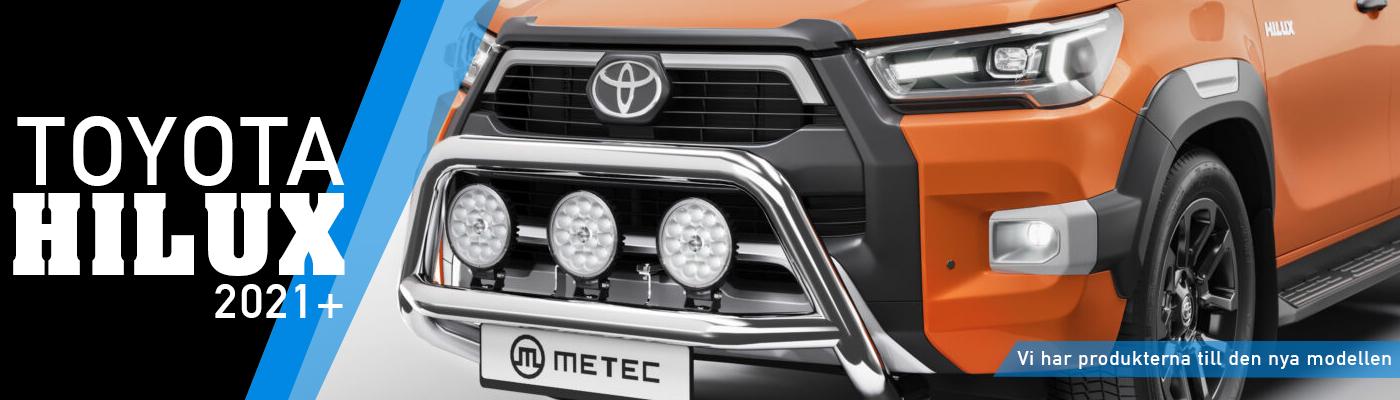 Produkter till Toyota Hilux 2021+